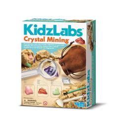 Harga 4M Kidz Labs Crystal Mining 4M Online
