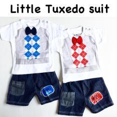 Rp 93.000. 4Pc@32-5 Babeebabyshop Little Tuxedo Stelan Anak Setelan Anak Jeans Anak Jeans Bayi Grosir Baju AnakIDR93000. Rp 94.000
