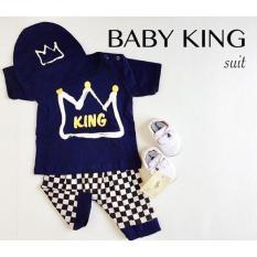 4Pc@34 Babeebabyshop Stelan Anak Setelan Anak King Grosir Baju Bayi Grosir Baju Anak Celana Anak