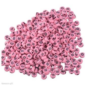 Pencarian Termurah Hadiah 500 Buah Campuran Merah Muda Huruf Akrilik Spacer Manik-manik 7 Mm Temuan-Intl harga penawaran - Hanya Rp35.346