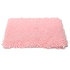 Spesifikasi 50X70 Cm Bayi Bulu Selimut Karpet Stuffer Backdrop Photo Prop Latar Belakang Mat Pink Intl Yg Baik