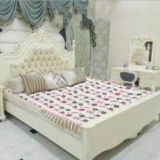 70x120 Cm Baru Paduan Tahan Air Sofa Merangkak Mat untuk ChildrenCrib Bambu Paduan Hidung Menstruasi Seprai Linen untuk Dewasa-Intl