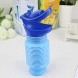 750 Ml Unisex Portable Mini Toilet Urinoir Ember Reusable Higienis Fleksibel Travel Camping Baby Urine Toilet P** Botol Intl Asli