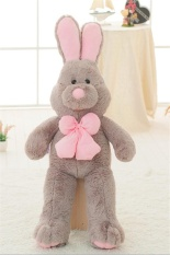 80 Cm Costco Rabbit Negara Ni Kelinci Di Amerika Serikat Gambar Besar Telinga Rabbit Besar Floss Mainan Mainan Figurine (Besar Kelinci) -Internasional