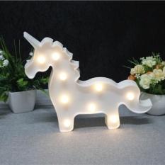 Spesifikasi 9 Led Light Decor Horse Night Meja Lampfor Anak Anak Baby Orang Dewasa Kamar Tidur Intl Beserta Harganya