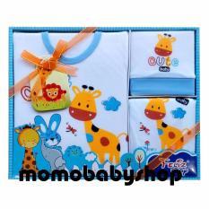 Jual Aa Toys 1 Set Pakaian Bayi Usia 3M Biru Perlengkapan Pakaian Bayi 1 Set Aa Toys Murah