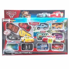 Toko Aa Toys 12 Pcs Mainan Kendaraan Pull Back Mobil Mainan Online Di Banten