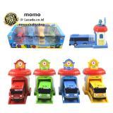 Jual Beli Aa Toys 4 Pcs Tayo The Little Bus Garasi 333 002A Di Banten