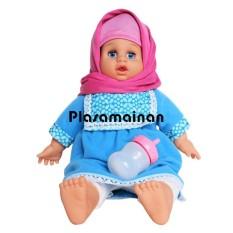 AA Toys Boneka Annisa Hijab BO Mainan Anak