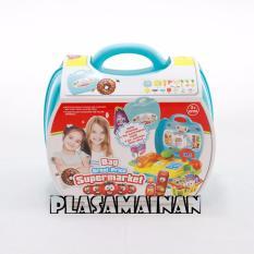 AA Toys Dream The Suitcase Bag Great Price Supermarket MJX7016 23 Pcs - Mainan Supermarket