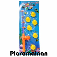 AA Toys Fishing Duck Play Set 777-56 - Mainan Pancing Pancingan Ages 3+