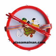 AA Toys Mainan Drum Band WB-423 - Mainan Drum Plastik