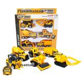Beli Aa Toys Die Cast Truck Construction 6 Pcs Play Set Tzl616 Secara Angsuran