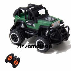 Toko Aa Toys Rock Crawler Exquisite Line Mini Car 1 43 Jeep Hijau Mainan Mobil Remot Truck Monster Aa Toys Banten