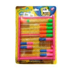 AA Toys Sempoa Mainan Edukasi Anak Warna Random - Abacus