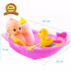 Beli Aa Toys Small Naughty Love Bath 3A 733B Mainan Bath Tub Plastik Secara Angsuran