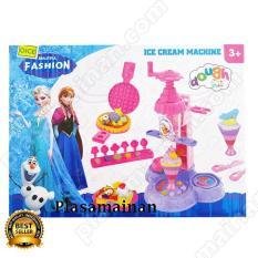 AA Toys Wheat Mud Ice Cream FZ Beautiful Fashion - doh - Lilin
