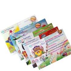 ABACA - Paket Abaca Flash Card Lengkap