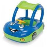 Abc Ban Renang Bayi Mobil Biru Original