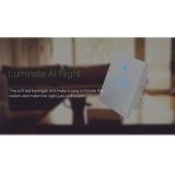 Toko Abs Putih Sonoff T1 2 Tombol Wifi Rf 86 Tipe Smart Switch Kontrol Suara Waktu Intl Sonoff Di Tiongkok