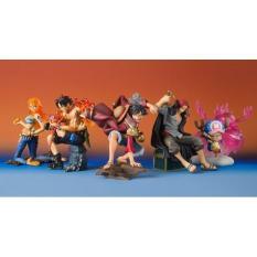 Action Figure Set Pvc One Piece Episode Of Characters 1 - Eerz4j