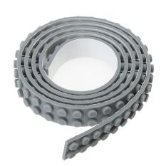 Adhesive Tape Hot Sale Sabuk Karet Mainan Brick Sabuk Silikon-Intl