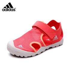 Adidas BB5414 Musim Panas Ayat Anak Anak Laki-laki Sandal Sepatu Children