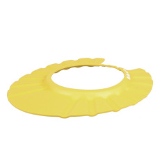 Yg Dpt Menyesuaikan Diri Bayi Anak Sisa Topi Mandi Cuci Rambut Perisai Kuning