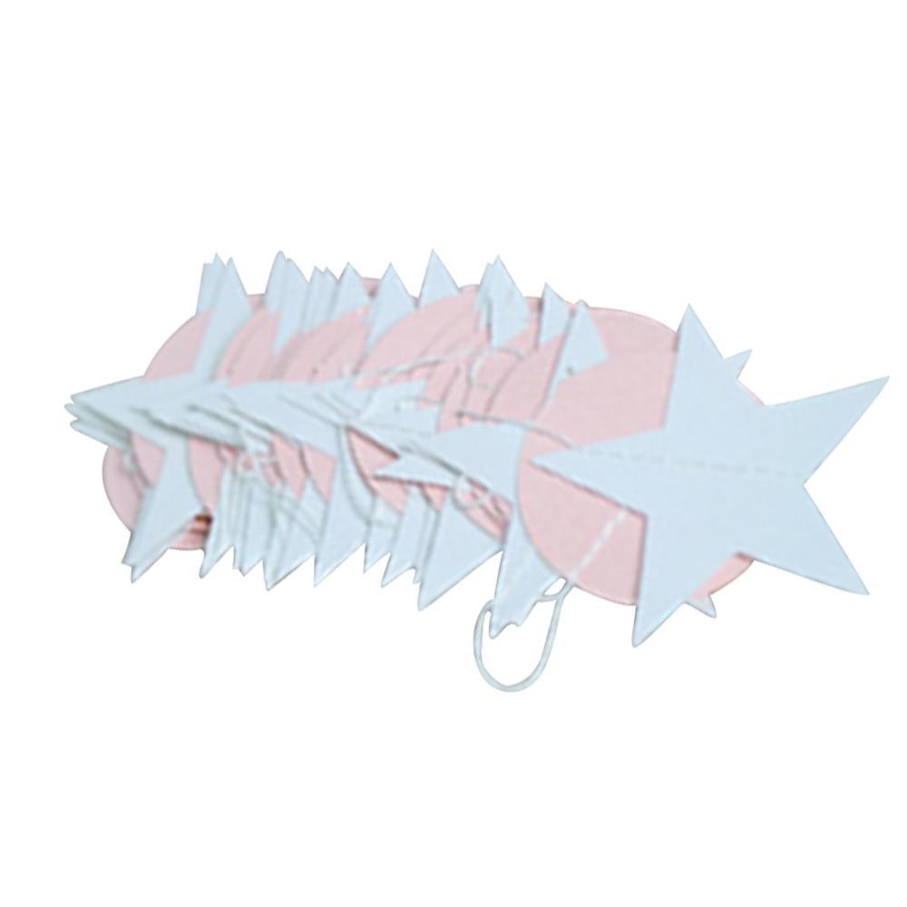 IKLAN Tahan Lama Ibu Bayi Aktivitas Kebutuhan Kamar Bayi Hanging Decoration Pendant Pesta Baby Shower Dekoratif String-Intl