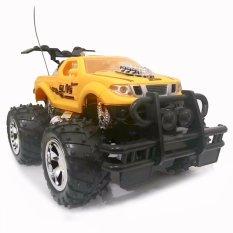 Ulasan Lengkap Ahs Rc Mobil Bigfoot Pick Up Kuning