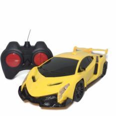 Harga Ahs Remote Control Mobil Lamborgini Skala 1 22 Kuning Asli