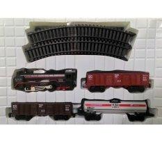 Jual Ahs Train Rail King 19033 4 Mainan Kereta Api Lampu Hitam Murah Di Jawa Timur