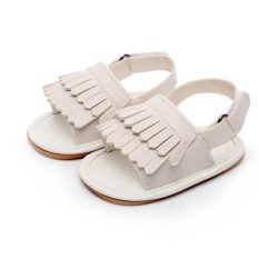 Jual Ai Rumah Bayi Kids Anti Slip Prewalker Sepatu Sandal Open Berujung Sepatu Lembut Jumbai Sepatu Putih Intl Ai Home Grosir