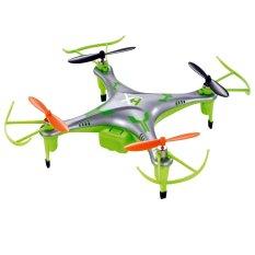 Airfun Mini Drone Exceed AF915 - 4 CH. 2.4 Ghz - 6 Axis Gyro - Hijau