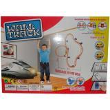 Toko Akashi Mainan Edukatif Mainan Anak Laki Laki Mainan Kereta Api Bisa Menempel Di Tembok Wall Track Lengkap Indonesia