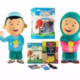 Al Qolam Hafiz Hafizah Talking Doll Boneka Bisa Mengaji Dan Berbicara Sepasang Murah