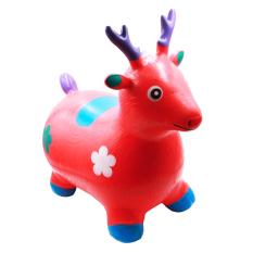 Ulasan Tentang Alldaysmart Mainan Anak Animal Jumping Rusa 02 Random Colour