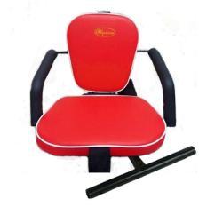 Alpina Merah Kursi Bonceng Anak Extra Large (XL) untuk Boncengan di Motor Matic