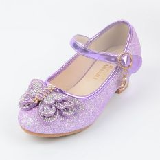 Spesifikasi Anak Anak Sepatu Sepatu Anak Perempuan Putri Sepatu Baru