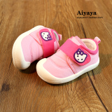 Anak Laki Laki Dan Perempuan Bernapas Non Slip Sepatu Bayi Sepatu Oem Diskon 50
