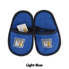 Anannda Baby Shoes / Sepatu Bayi / Sandal Bayi / Sandal Anak - Light Blue