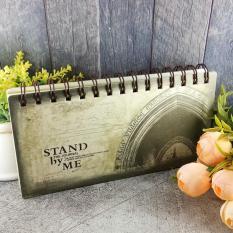 Anneui - Vintage - Paris Stand By Me Spiral Notes - No.4 By Anneui Shop.