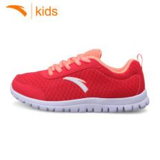 Anta Siswa Permukaan Jala Bernapas Kasual Sepatu Sepatu Anak Anta Diskon 30