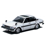 Toko Jual Aoshima Plastic Model Kit Vintage No 64 1 24 Toyota Te71 Corolla Dx 1600Gt 1982