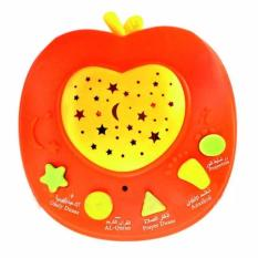 Apple Learning Holy Quran Machine / Belajar Shalat Sholat Anak - Orange