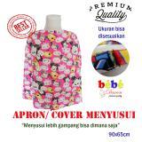 Toko Apron Cover Menyusui Asi Celemek Menyusui Kain Penutup Menyusui Cotton Tsum Tsum Disney Terlengkap Di Jawa Timur