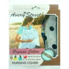 Apron Menyusui Nursing Cover Avery Murah Celemek Ibu Menyusui Penutup Bayi