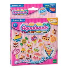 AQUABEADS SWEETS SET - REFILL