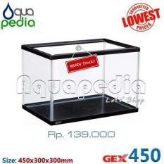 Aquarium Gex 450 - C95D6E - Original Asli