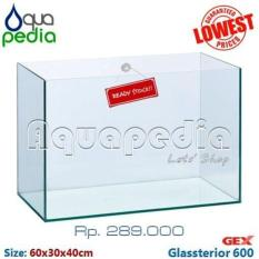 Aquarium Gex Glassterior 600 - 7B9dae - Original Asli